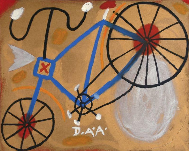 Bici dorada