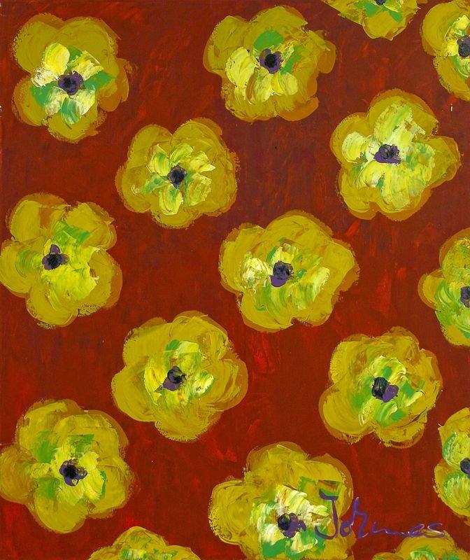 Blütenteppich II