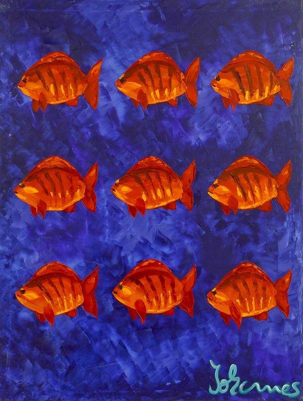 Fische, soviel