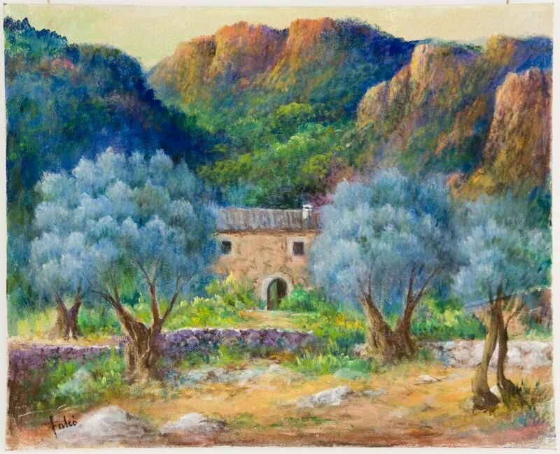 Olivos Orient