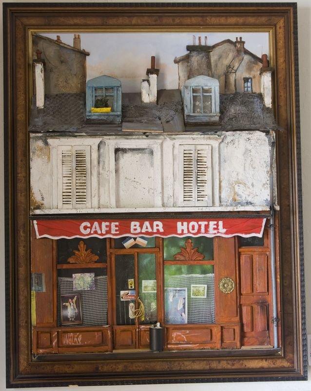 Cafebar, Hotel Paris