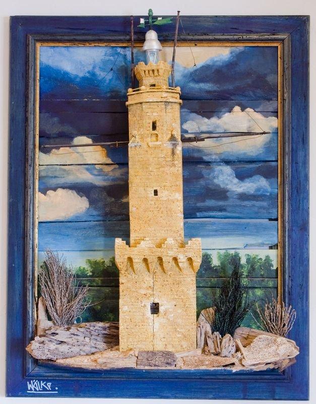 Leuchtturm Porto Pi
