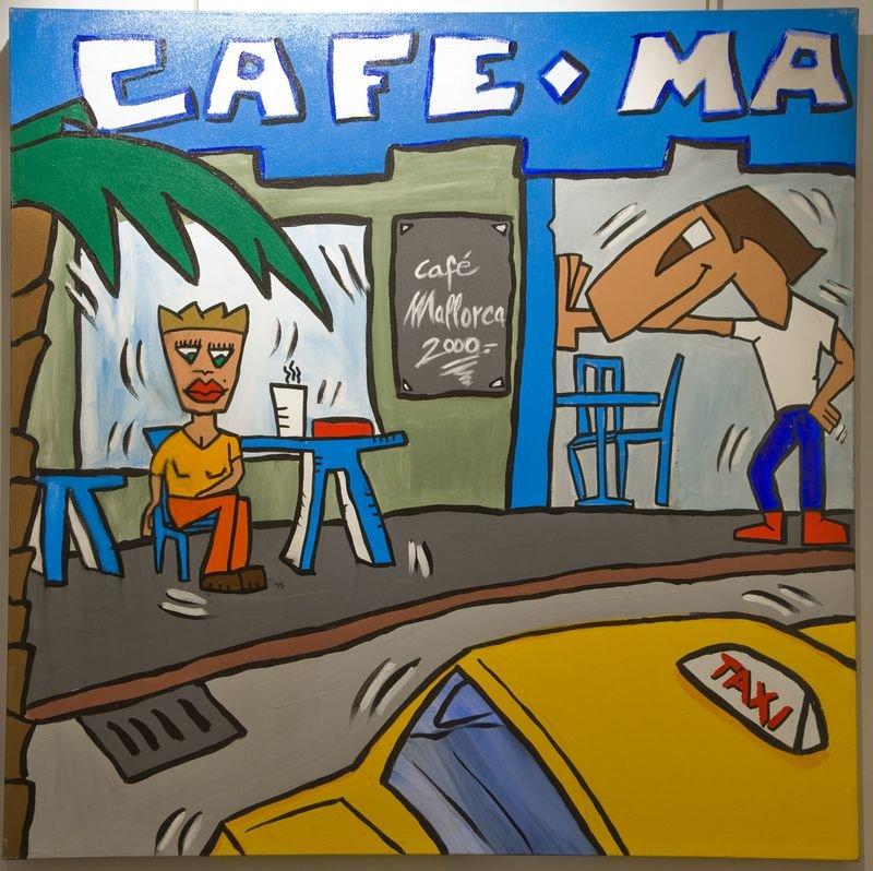 Cafe Mallorca